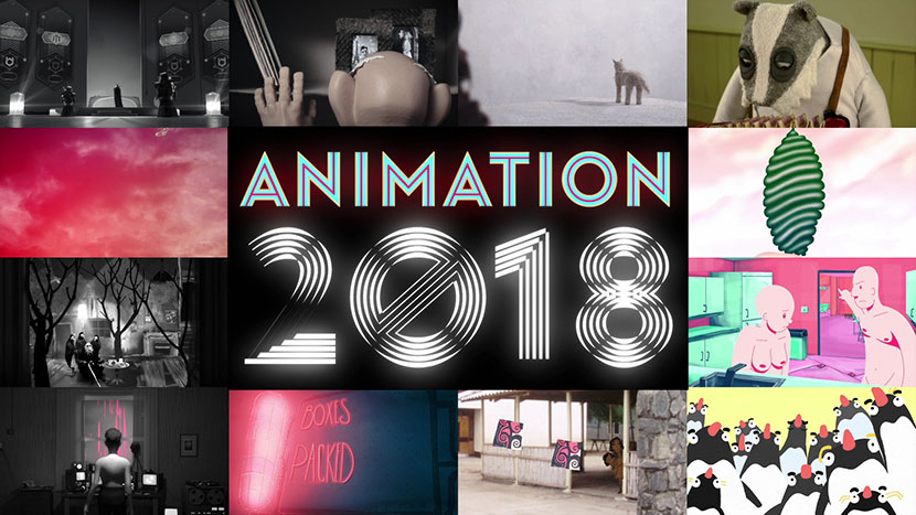 Behind the Scenes of Animation 2018