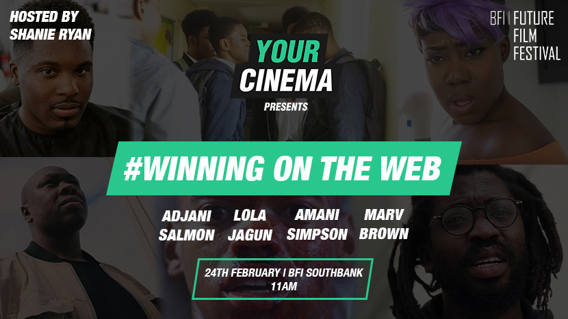 #Winning on the Web with Your Cinema