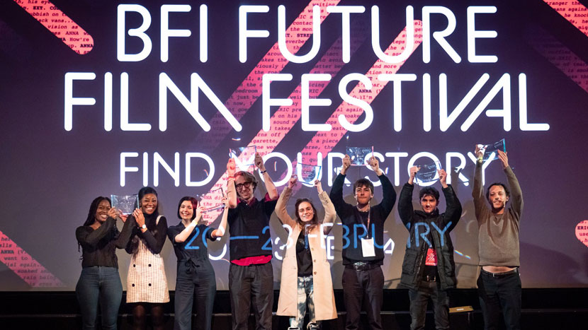 Image from BFI Future Film Festival 2020