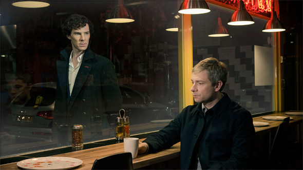 TV Preview: Sherlock Episode 1: The Empty Hearse + Panel and Q&A | BFI Southbank | BFI | British Film Institute