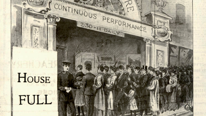 A Night at the Cinema in 1914  A BFI National Archive compilation of clips and shorts that would have been seen 100 years ago.