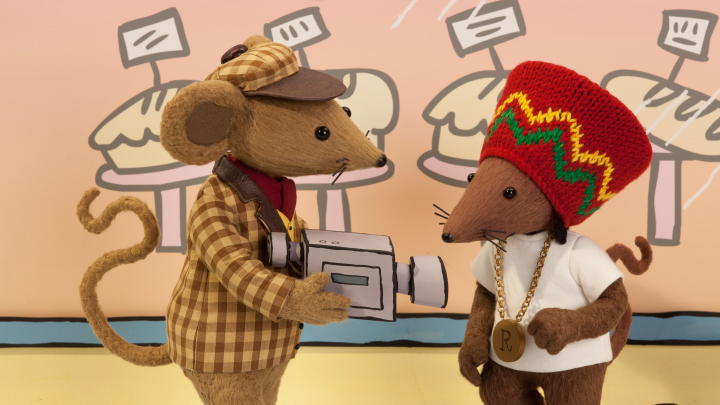 Rasta Mouse: Storytelling in Animation