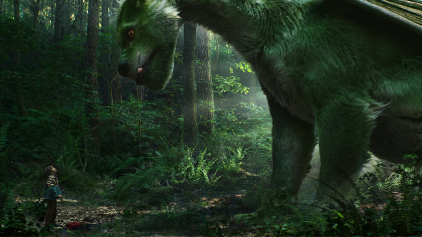 Preview: Pete's Dragon + Q&A with Bryce Dallas Howard