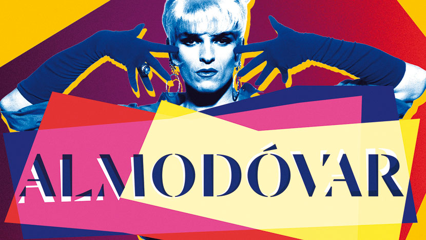 Almodóvar season artwork