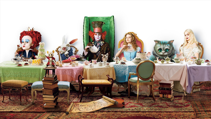 Alice through the Lens: an English event for KS2