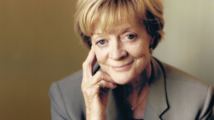 Dame Maggie Smith in Conversation