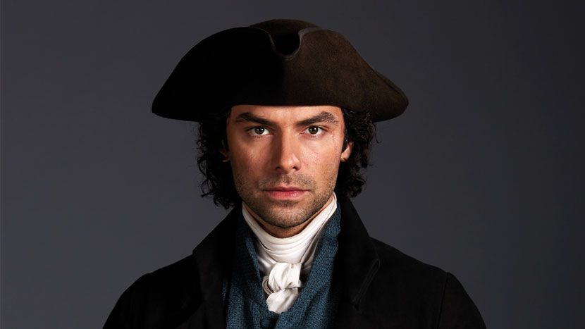 Image from Ross Poldark: Old-fashioned Hero for a Modern World