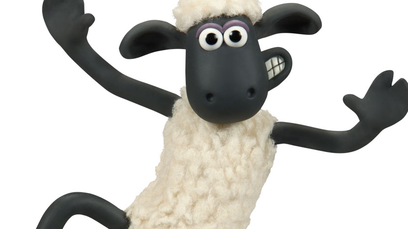Image from Shaun the Sheep Model-making