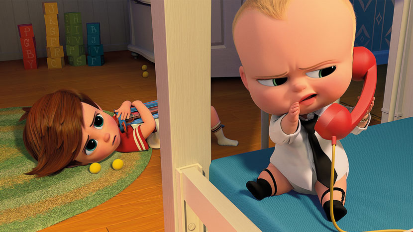 Funday preview: The Boss Baby + Q&A with director Tom McGrath