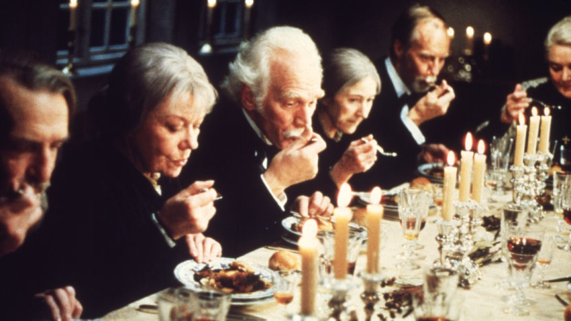 Image from Babette's Feast + intro