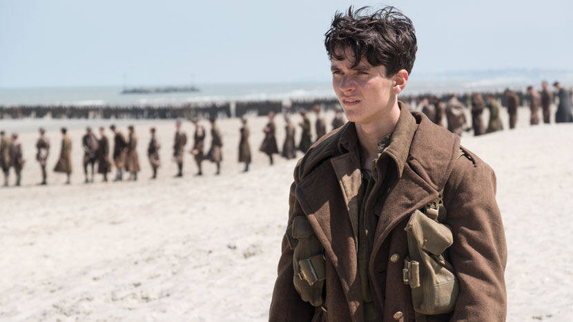 Image from Preview: Dunkirk + extended intro by director Christopher Nolan