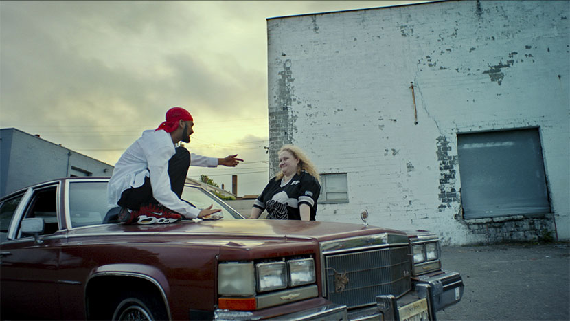 Image from Preview: Patti Cake$ + extended intro by director Geremy Jasper