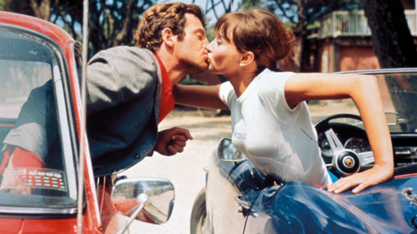 Image from Pierrot le fou