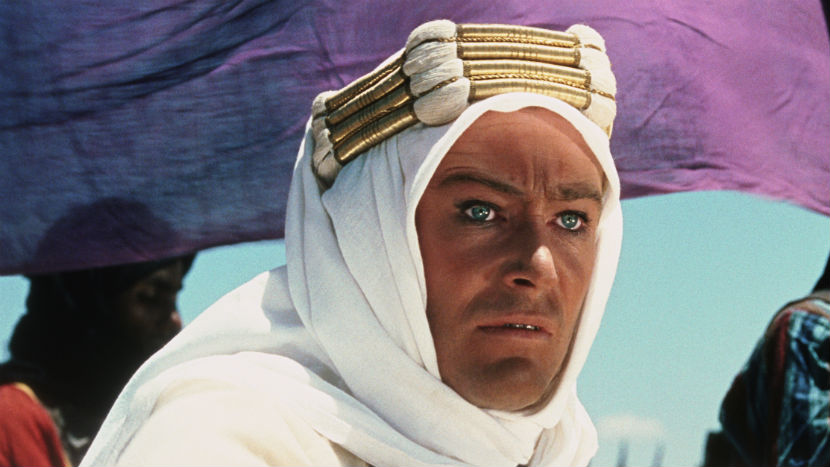 Lawrence of Arabia in 70mm + extended intro by Assistant Director David Tringham