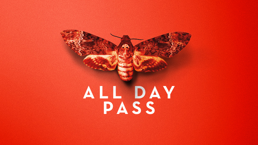 The Big Thrill All Day Pass