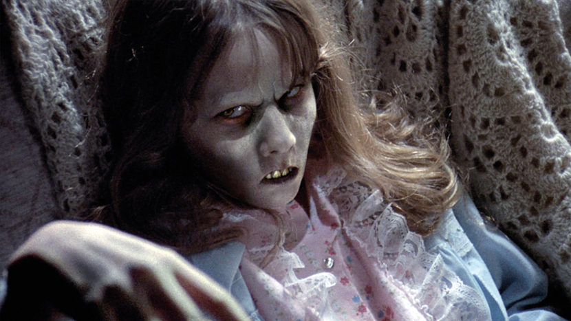Image from The Exorcist (Director's Cut)