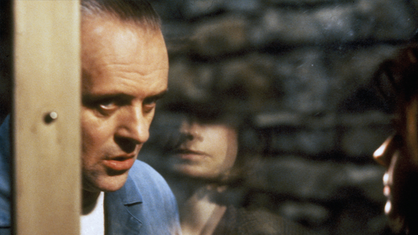 Image from The Silence of the Lambs