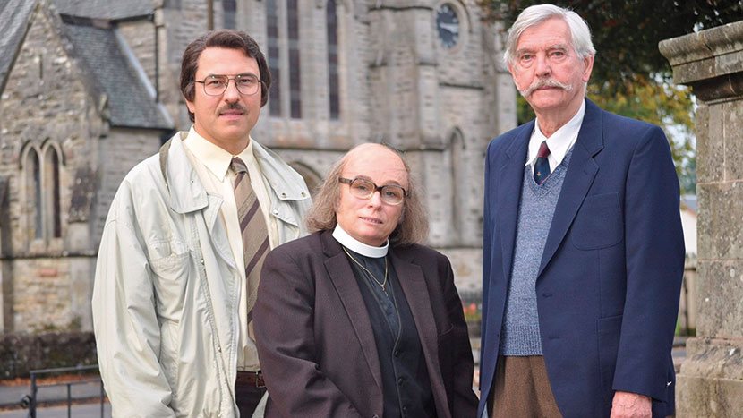 TV Preview: Grandpa's Great Escape + Q&A with David Walliams and Tom Courtenay