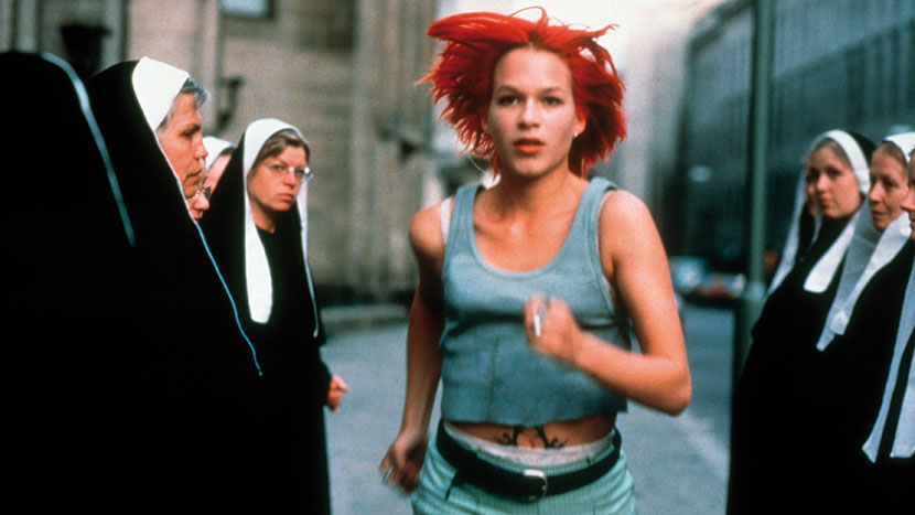 Image from Run Lola Run
