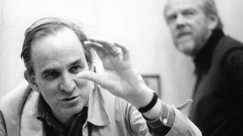 Scenes from a Career: An Illustrated Talk on Ingmar Bergman