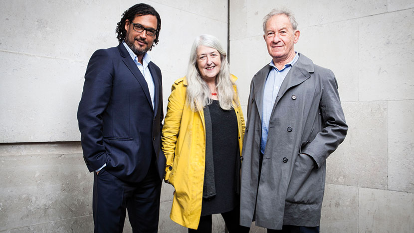 TV Preview: Civilisations + Q&A with presenters Simon Schama, Mary Beard and David Olusoga