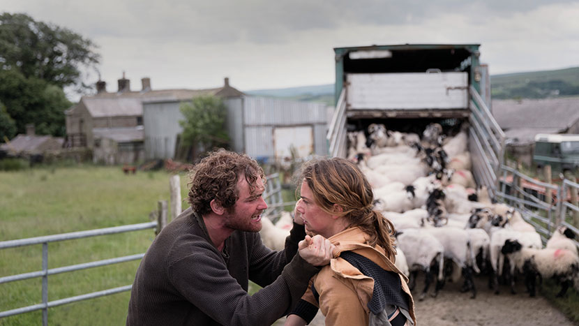Preview: Dark River + Q&A with director Clio Barnard and actor Ruth Wilson (work permitting)