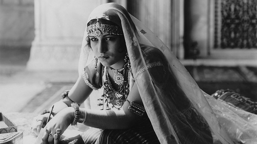 Image from Seniors' paid matinee: Shiraz: A Romance of India + intro