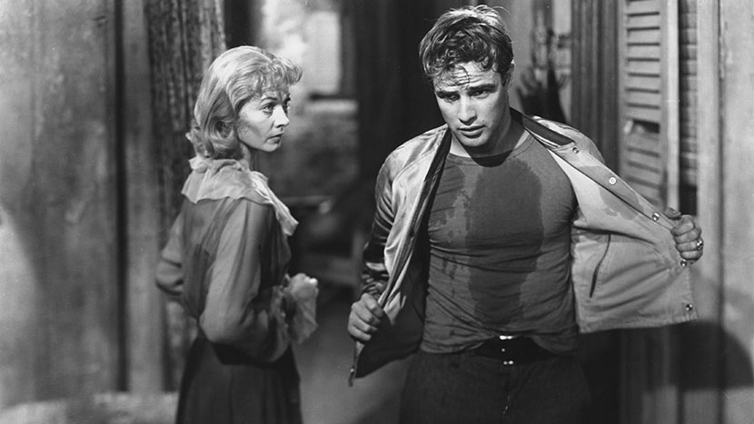 Image from A Streetcar Named Desire