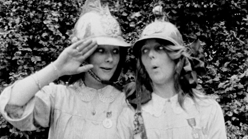 Image from Double Trouble: Early Female Comedy Double Acts