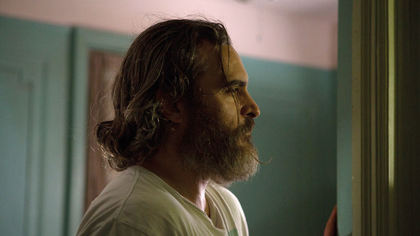 Preview: You Were Never Really Here + extended intro by director Lynne Ramsay