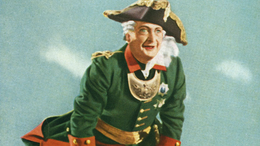 Image from The Adventures of Baron Munchausen