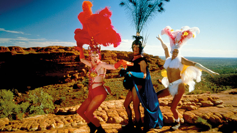 Image from Member Picks: The Adventures of Priscilla, Queen of the Desert