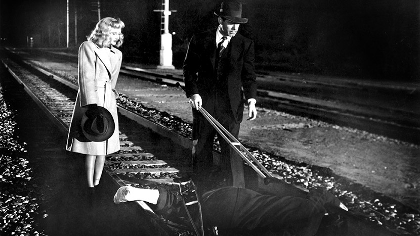 Image from Double Indemnity