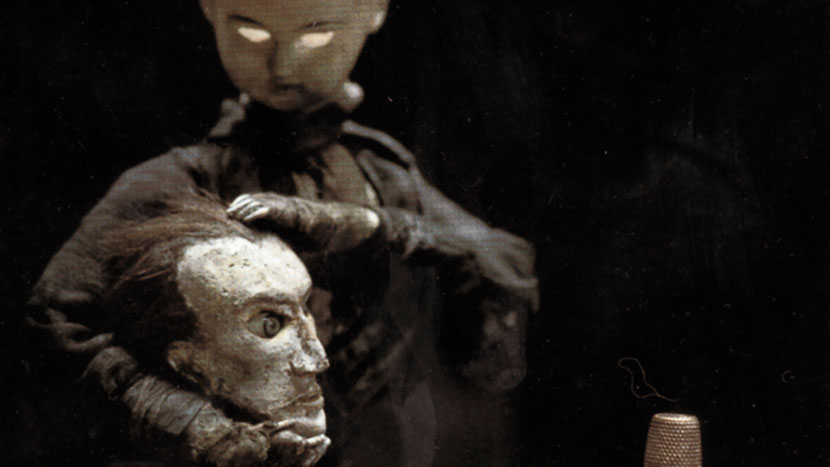 Image from The Short Films of The Quay Brothers