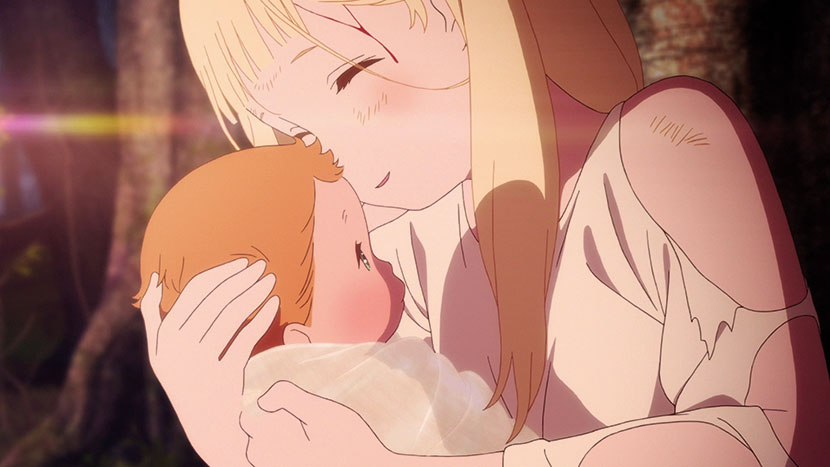 Image from Maquia: When the Promised Flower Blooms