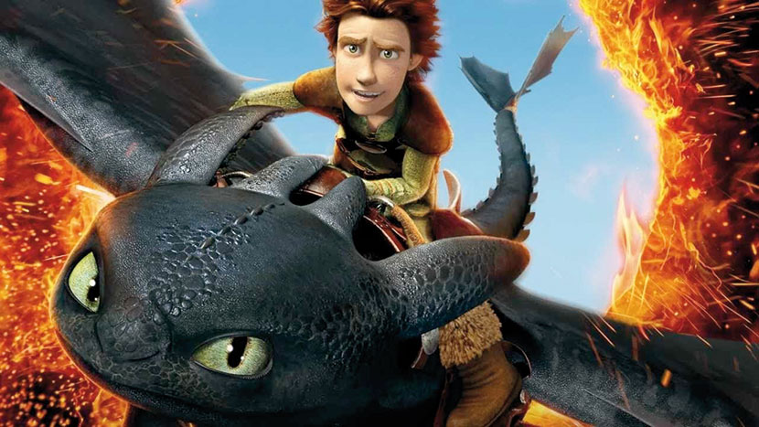 Image from How to Train Your Dragon