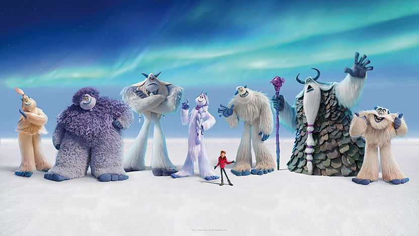Preview: Smallfoot