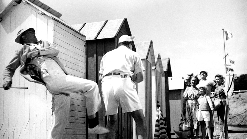 Monsieur Hulot's Holiday + extended intro by Professor John Ó Maoilearca, Kingston University