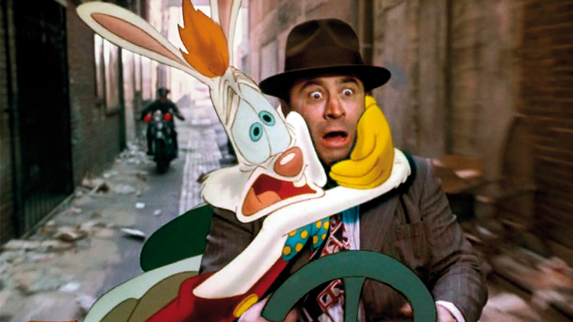 Funday: Who Framed Roger Rabbit + Q&A with animation director Richard Williams