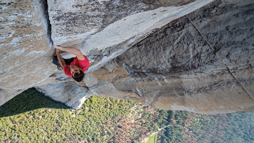 Image from Free Solo