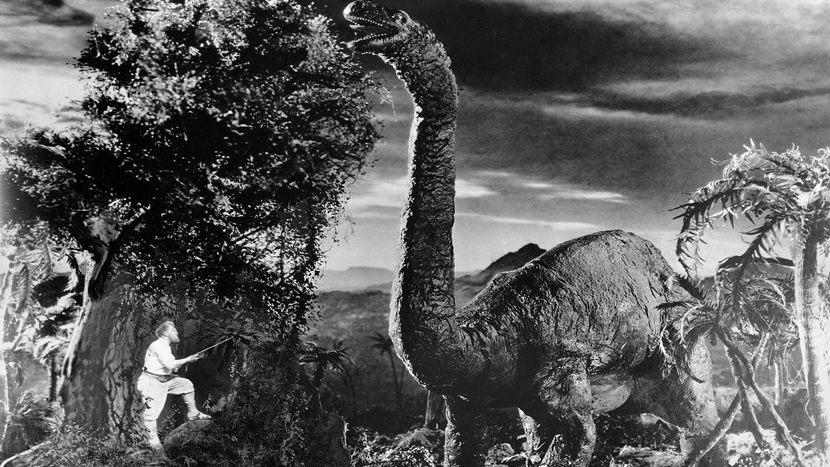 The Lost World + live score, and intro by BFI curator Bryony Dixon
