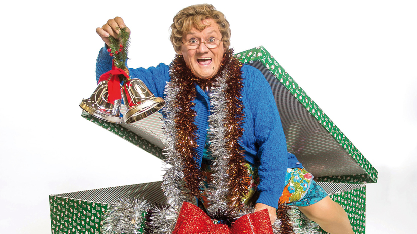 TV Preview: Mrs Brown's Boys Christmas Special + Q&A