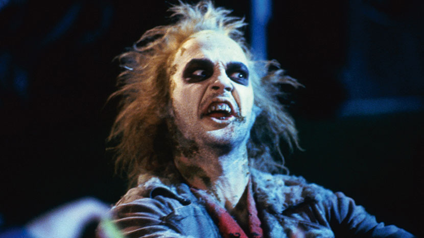 Image from Beetlejuice