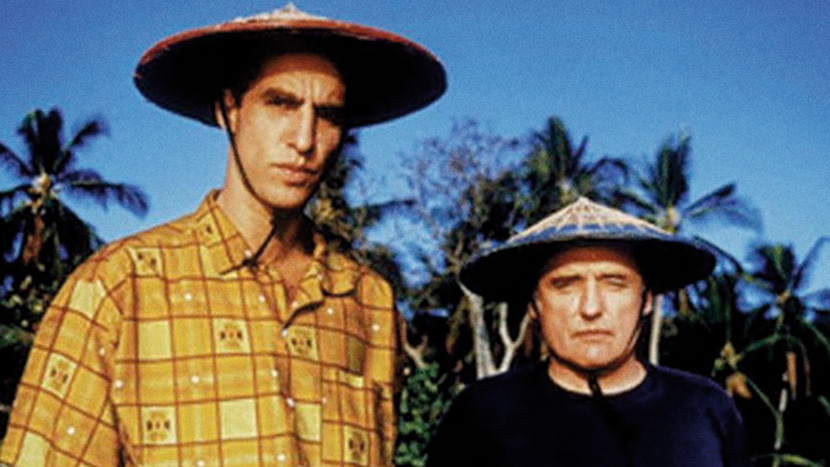Fishing With John + Skype Q&A with John Lurie