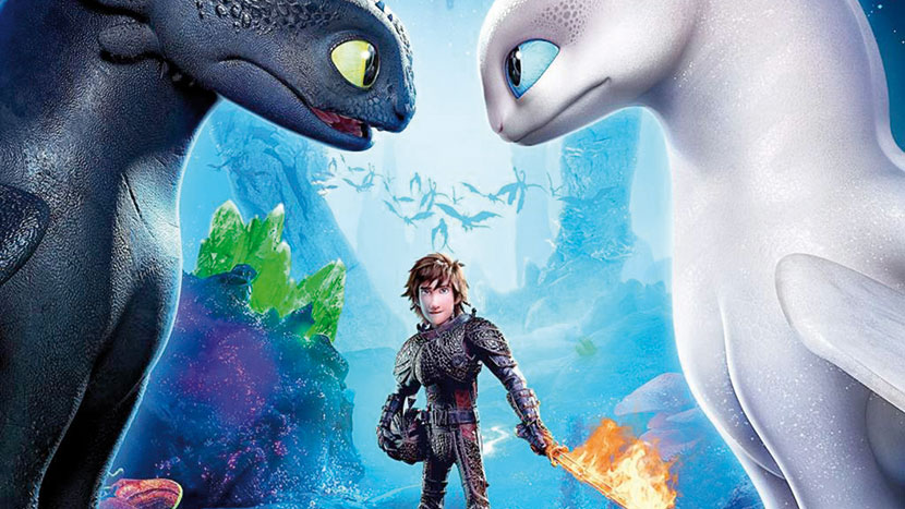 Image from Funday Preview: How to Train Your Dragon: The Hidden World  + Q&A