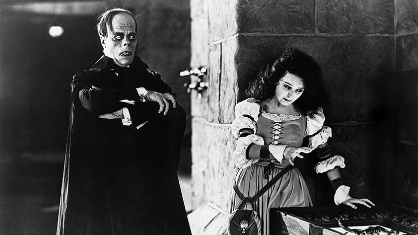 Image from The Phantom of the Opera