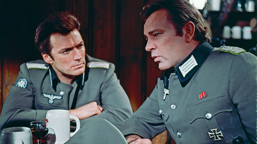 Image from 50th Anniversary Screening: Where Eagles Dare + Q&A