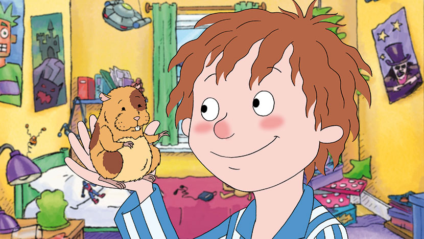 TV Funday Preview: Horrid Henry + Q&A