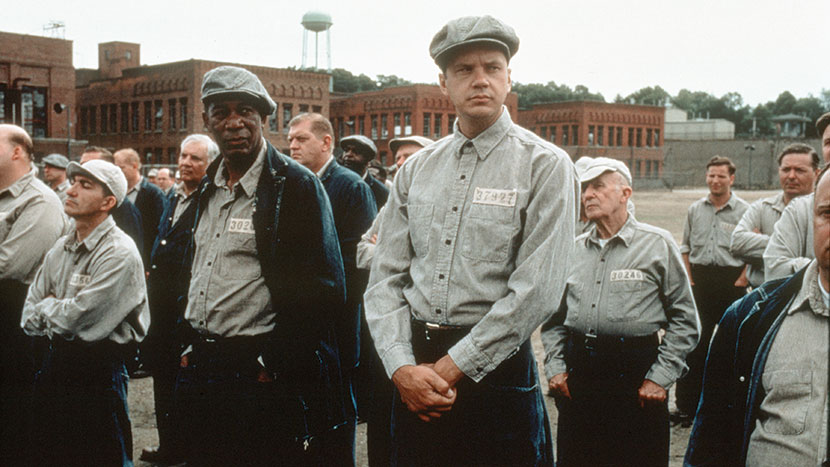 Image from The Shawshank Redemption