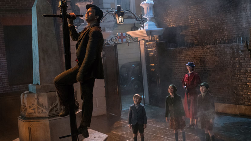Funday: Mary Poppins Returns